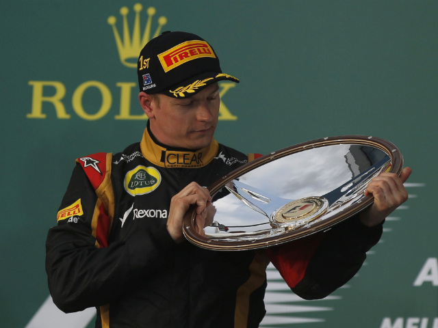 GP da Australia de Formula 1, Melbourne, em 2013 by gmanetwork.com