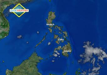 Satellite Image as of 7:30 a.m., 17 April 2013