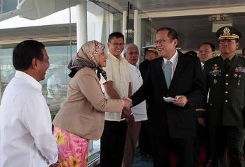 PNoy off to Brunei for 22nd ASEAN Summit