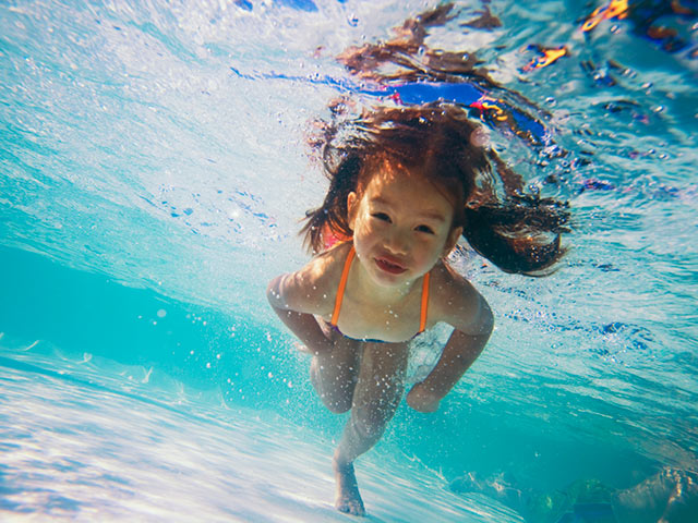 Perfect Kids Public Swimming Pool Of Keeps The Happy Richmonde Hotel Manila Indoor Intended Decor