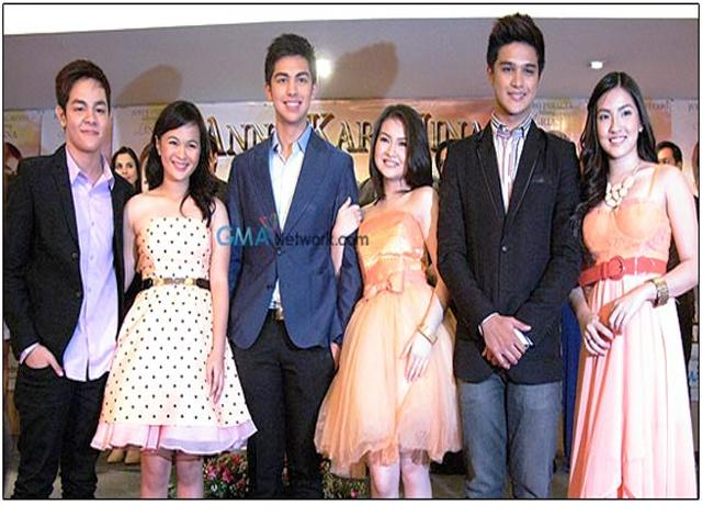 GMA home grown stars lead the newest primetime offering 'Anna