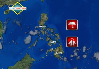 Satellite Image as of 7 a.m., June 3, 2013