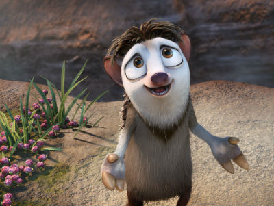 Returning Characters And A Whole New Set In Ice Age 4