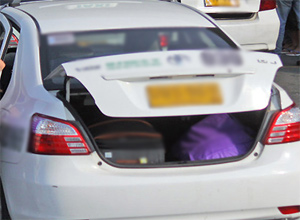 Palace to commuters: Report choosy taxi drivers